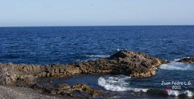 Playa Los Colmenares en San Miguel de Abona