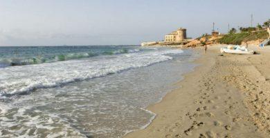 Playa Los Jesuítas en Pilar de la Horadada