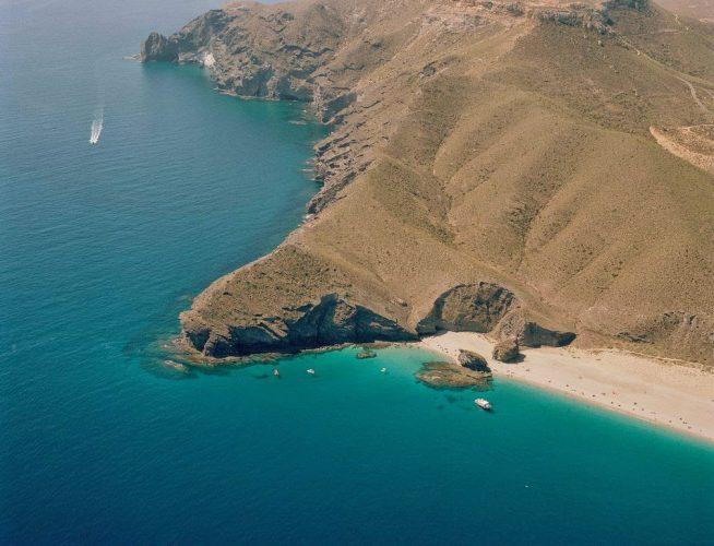 Playa Los Martos en La Oliva