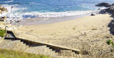 Playa Los Moros en A Coruña