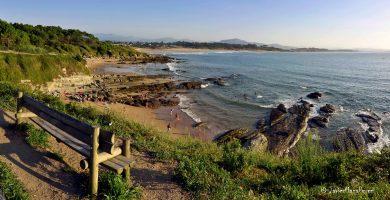 Playa Los Tranquilos en Ribamontán al Mar