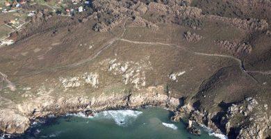 Playa Lumebo en Ferrol