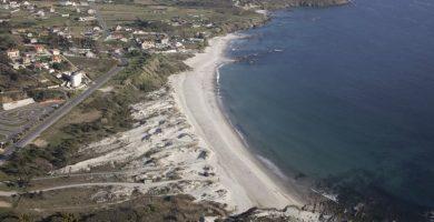Playa Major en Sanxenxo