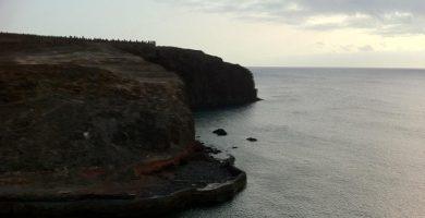 Playa Martorell en Gáldar