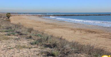 Playa Massalfassar en Massalfassar