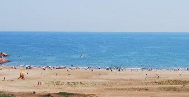 Playa Massamagrell en Massamagrell