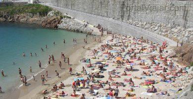 Playa Matadero en A Coruña