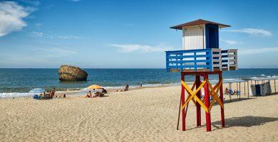 Playa Matalascañas en Almonte