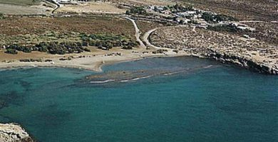 Playa Matalentisco en Águilas