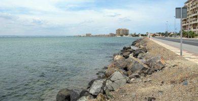Playa Matas Gordas en San Javier