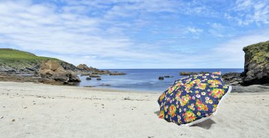 Playa Medote en Ferrol