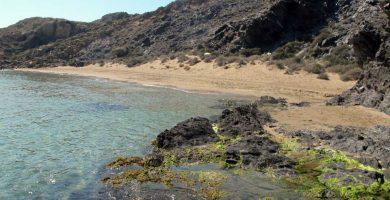 Playa Minas en Mazarrón