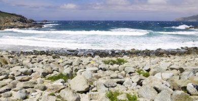Playa Moreira en O Grove