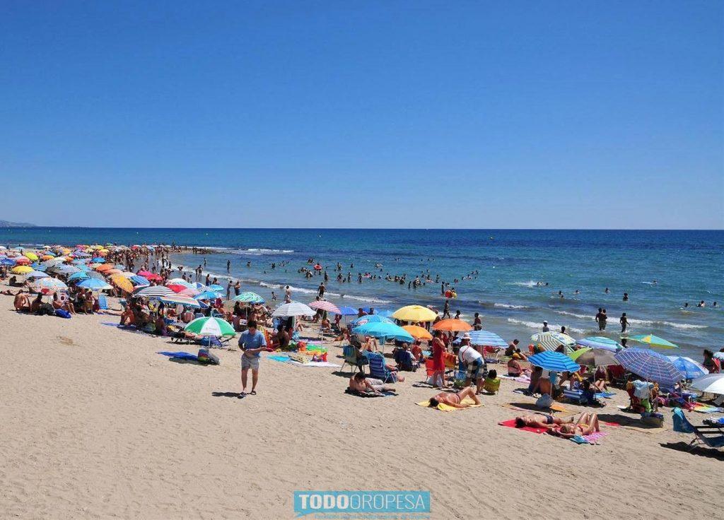 Playa Morro De Gos En Oropesa Del Mar La Mejor Guía 2019