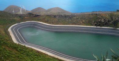 Playa Muellito de Orchilla en El Pinar de El Hierro