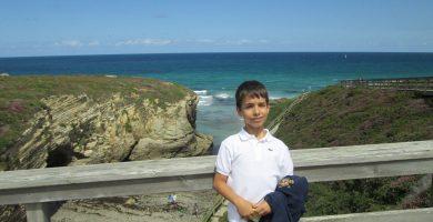 Playa Nanín en Sanxenxo