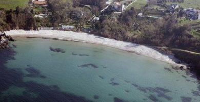 Playa Naval en Oleiros