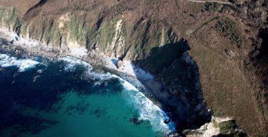 Playa O Casal en Narón