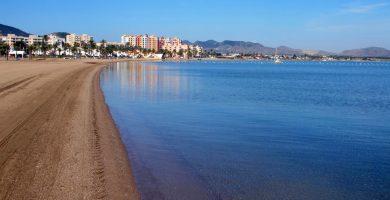 Playa Paraíso en Cartagena