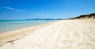 Playa Parameán en Muros