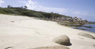 Playa Pateiro en O Grove