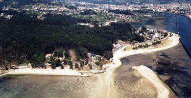 Playa Pedra Alta en Poio
