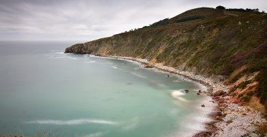 Playa Pena Roiba en Ferrol