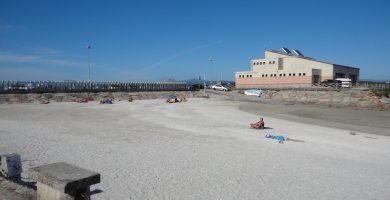 Playa Peralto en O Grove