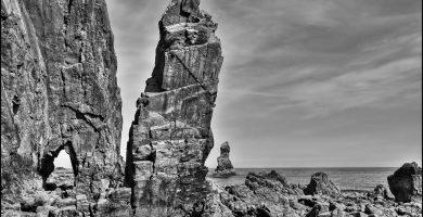 Playa Perceberos en Valdés