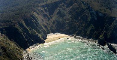 Playa Pereira en O Vicedo