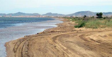 Playa Perla de Levante en Cartagena