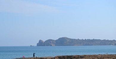 Playa Piedra Nueva en Villa de Mazo