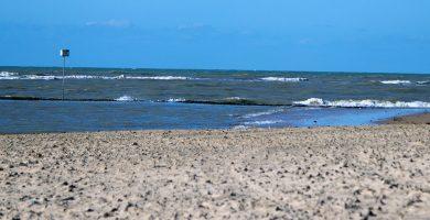 Playa Piedras Gordas en Rota