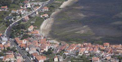 Playa Pinela en Poio