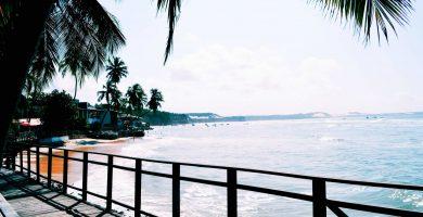 Playa Pipín en Cangas