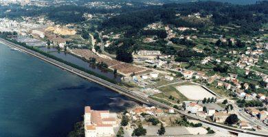 Playa Placeres en Pontevedra