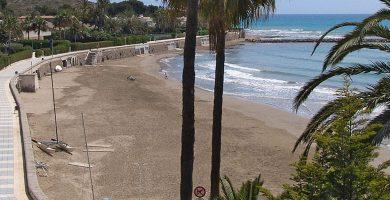 Playa Platgetes de Bellver en Oropesa del Mar
