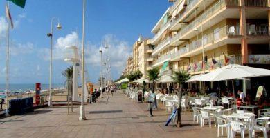 Playa Playa Centro en Villajoyosa