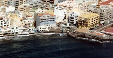 Playa Playa Chica en Torrox