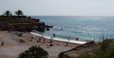 Playa Playa de la Barbiguera en Vinaròs