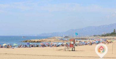 Playa Playa de La Llosa en La Llosa