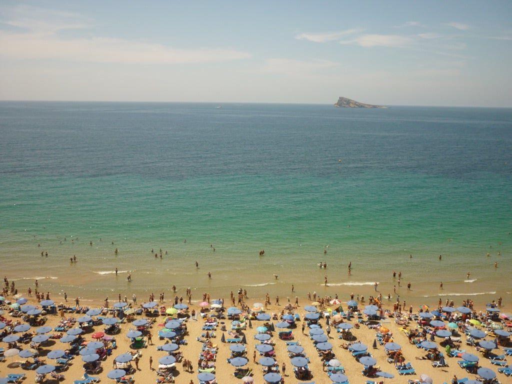 Playa Playa de Levante en Santa Pola