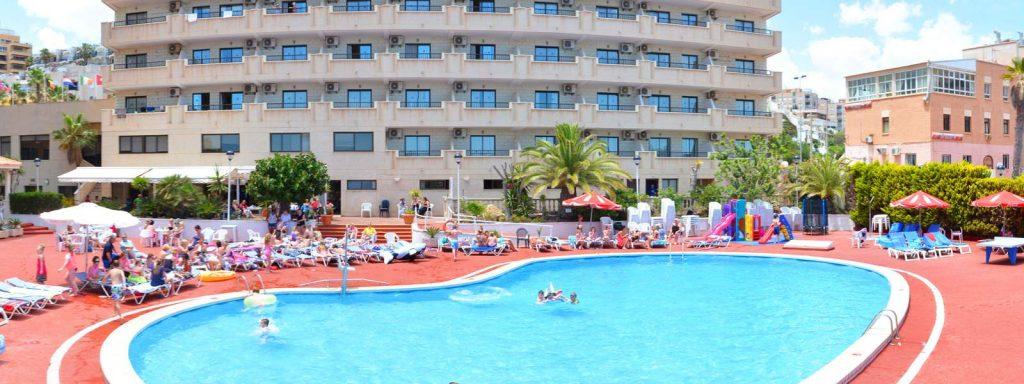 Playa Playa de Poniente en Torrevieja