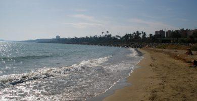 Playa Playa de San Gabriel en Alacant