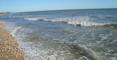 Playa Playa del Campas en Torreblanca