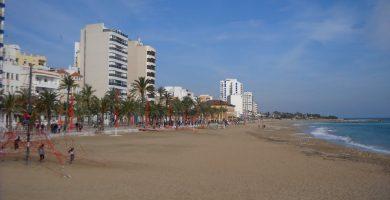 Playa Playa del Forti en Vinaròs