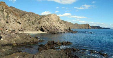 Playa Playa del Pelo en Lorca