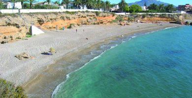 Playa Playa del Triador en Vinaròs