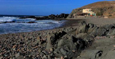 Playa Playa del Valle en Betancuria