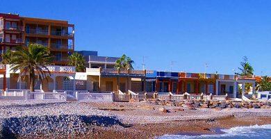 Playa Playa El Bovalar en Nules